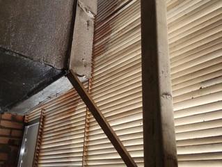 "Установка алюминиевой двери и раздвижки в техническом помещении ресторана ""Якитория"""