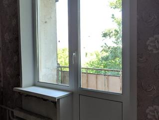 Балконный блок на ул. Чертановская
