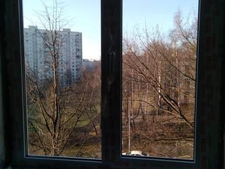 Замена окон и балконного блока по улице Чертановская, д.44