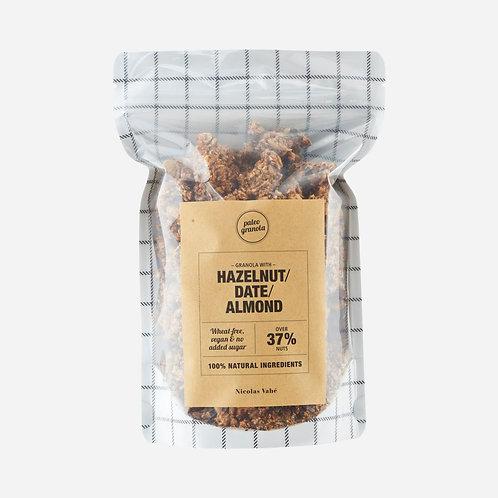 GRANOLA -HAZELNUT, DATE & ALMOND