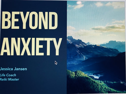 Beyond Anxiety - A guide to Freedom
