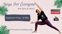YouTube Channel - yoga online