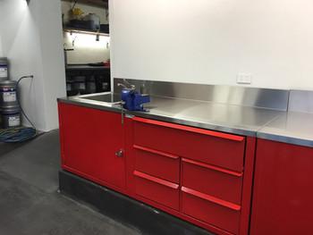 Custom Built Work Benches