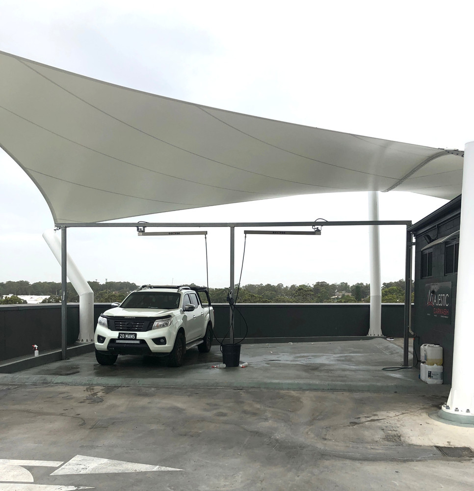 Commercial Car Washes