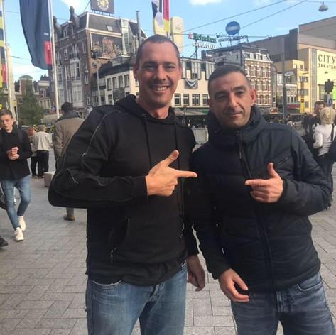Afterwerx in Amsterdam