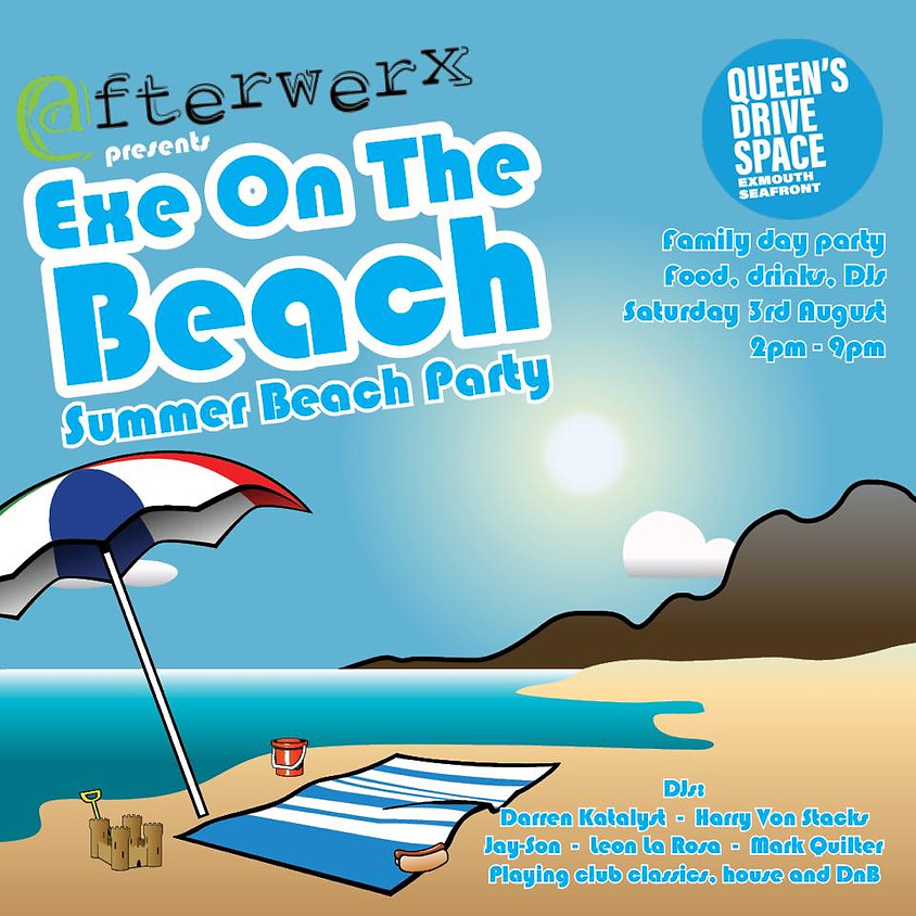 Exe On The Beach -  Free Party