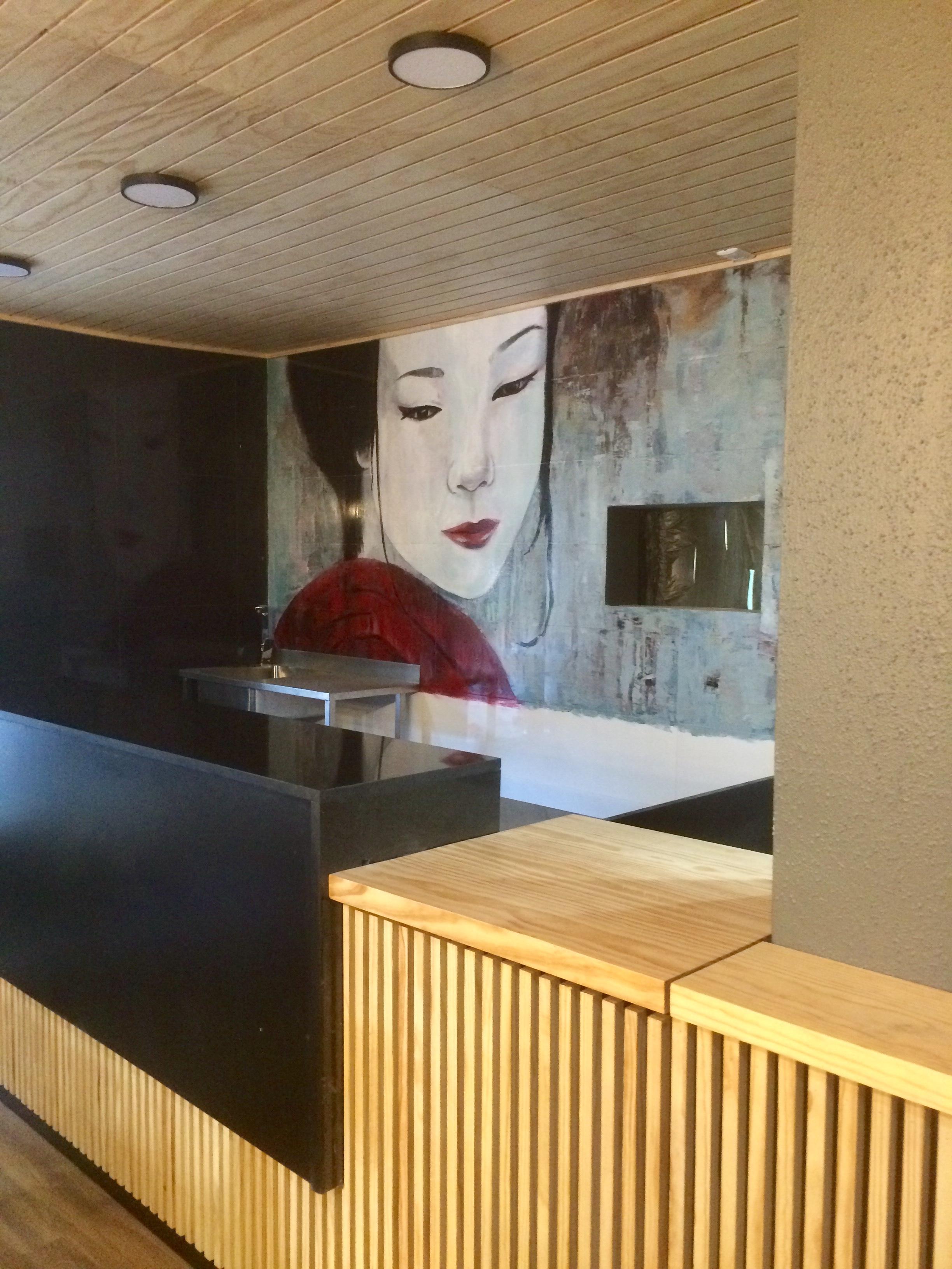 Restaurante Lin Lan en Las Condes
