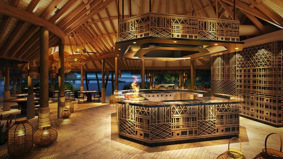 Lighting-Contrast Ratio-Ocaso Restaurant