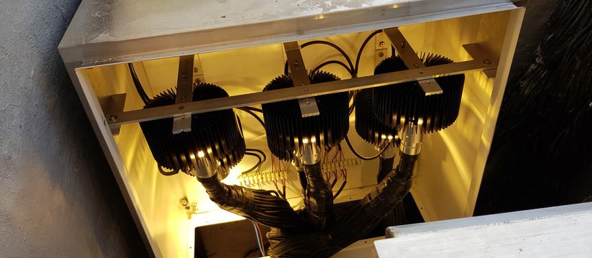 Lighting-Contrast Ratio-Lighting Control
