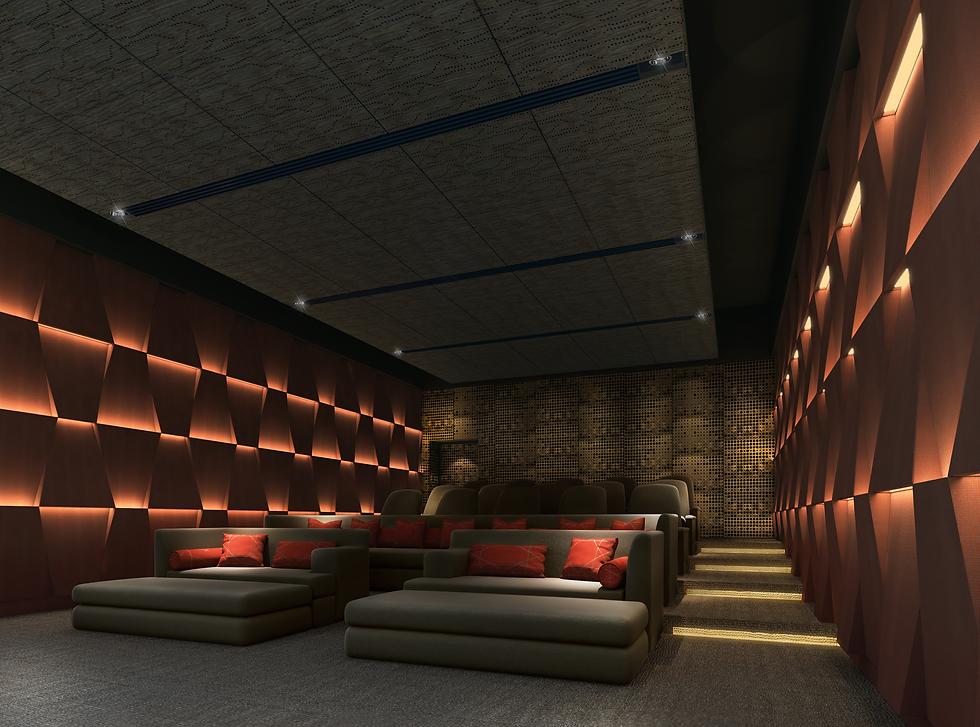 Lighting-Contrast Ratio-Cinema Lighting-
