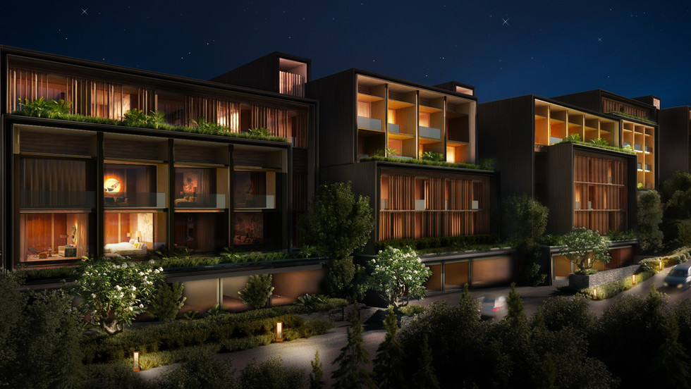 Lighting-Contrast Ratio-Apartment Lighti