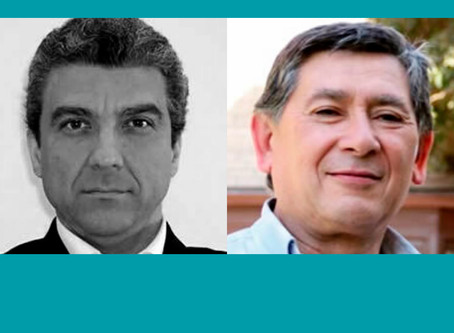 Conversación con Carlos Briceño y Rafael Urriola