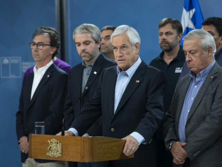 Segunda carta abierta al Presidente Sebastián Piñera por manejo de la actual crisis sanitaria