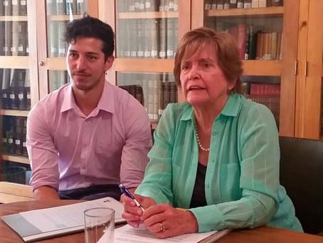 Partido por la Dignidad inicia la recolección de firmas para participar en el proceso constituyente