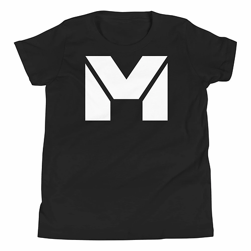 Unisex Veteran Muscle Big M T-shirt