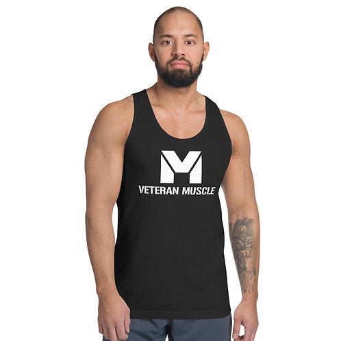 Men's Vet Muscle Tank Top