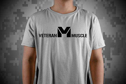 Veteran Muscle Shirt