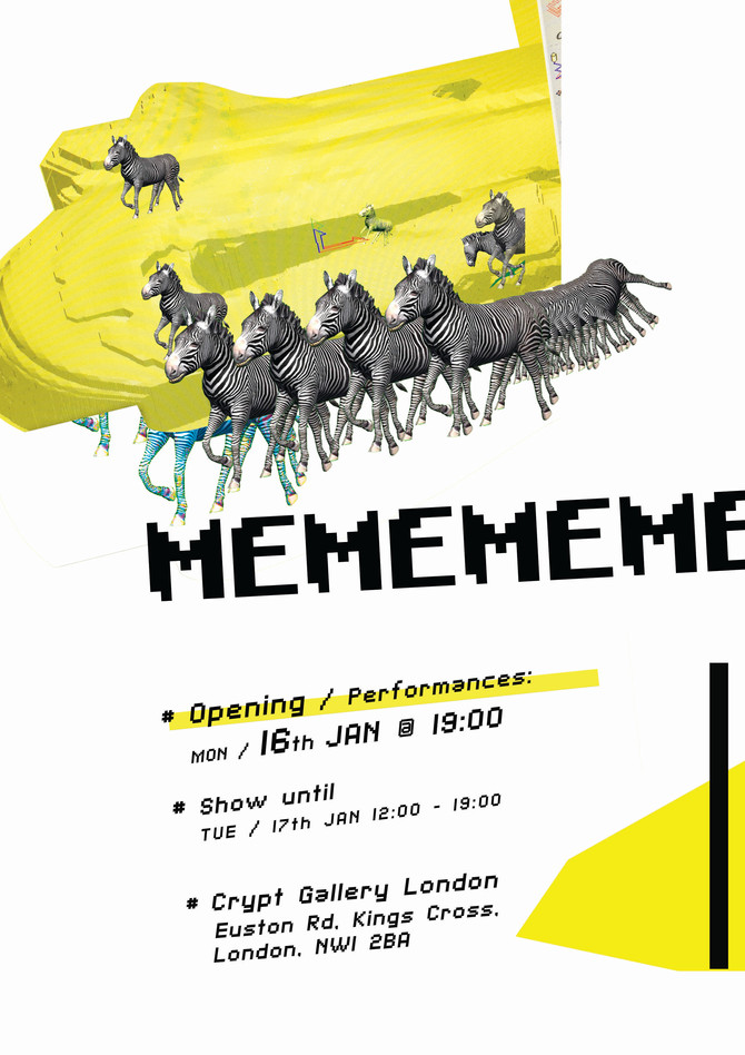MEMEMEME Exhibition