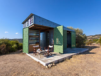 The Olive Tree house