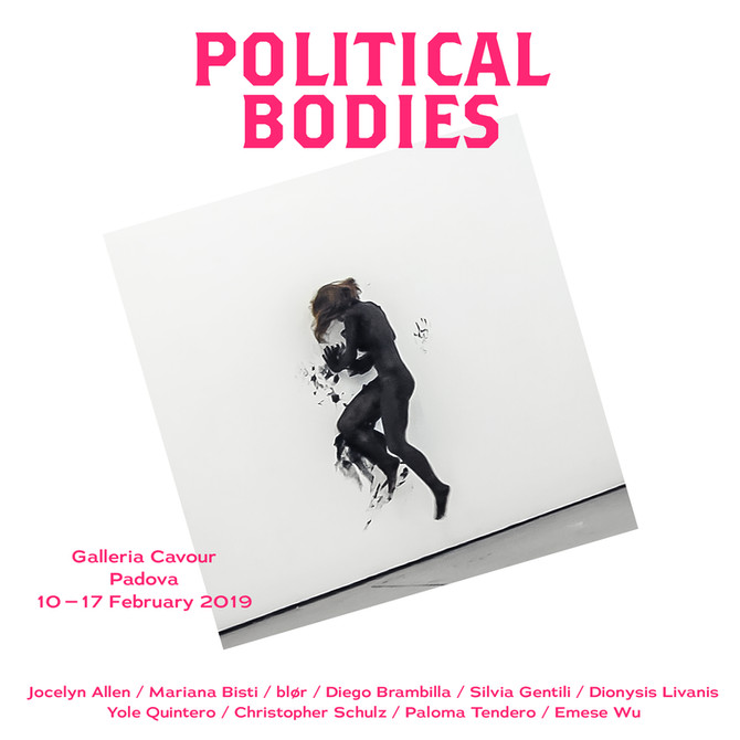Political Bodies Exhibition