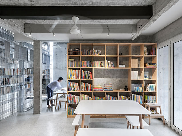 L45 Library & Housing