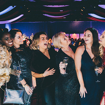 Tobacco Dock Christmas Party