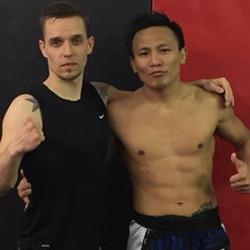 The fastest man in Muay Thai! _lerdsila_
