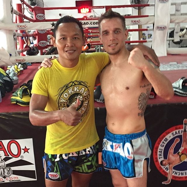The man, the myth, the legend! _saenchai