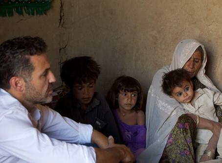 Khaled Hosseini to Receive 2017 James C. Morgan Global Humanitarian Award