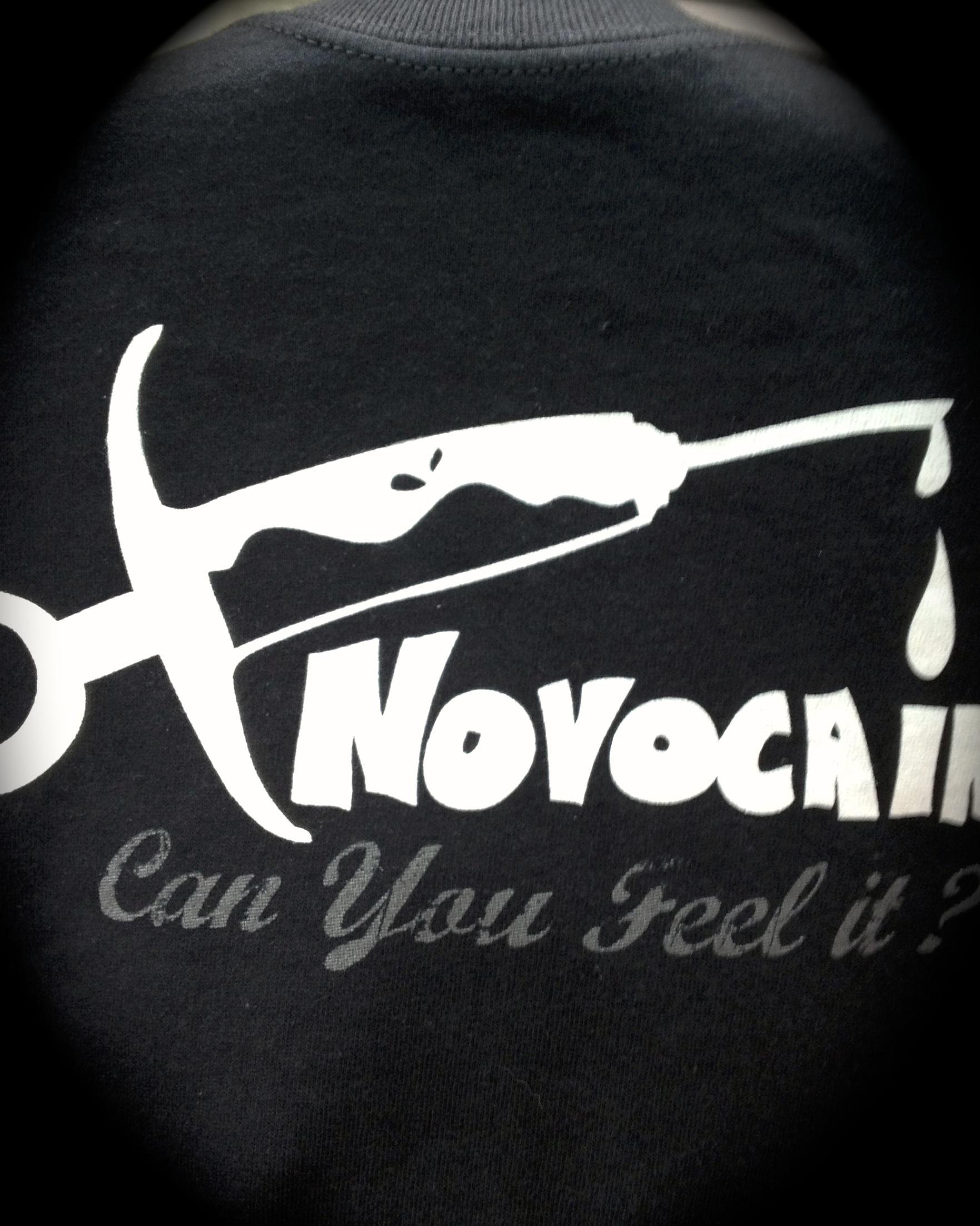 Need more Novocaine?