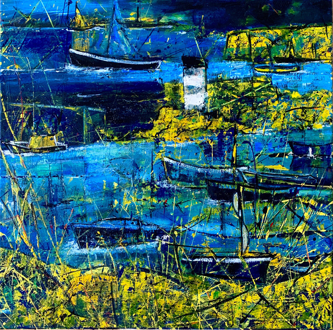 Boats and Harbours III
