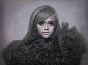 Ashen face15-Aiko Fang