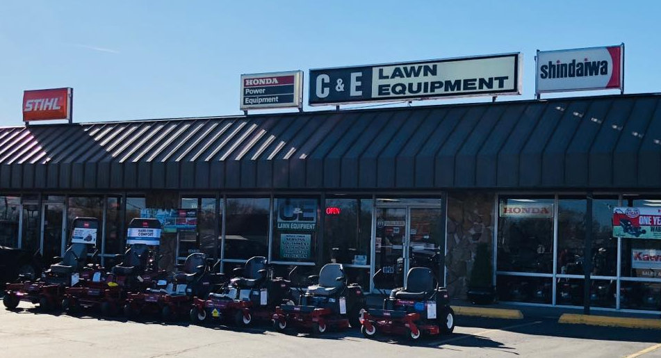 C&E Lawn Equipmentcan provide you with the latest and best in outdoor power products to make your outdoor living more enjoyable.