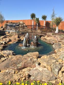 Bedrock Nursery Pond & Water Feature