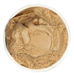 Gezouten Caramel Ice Cream