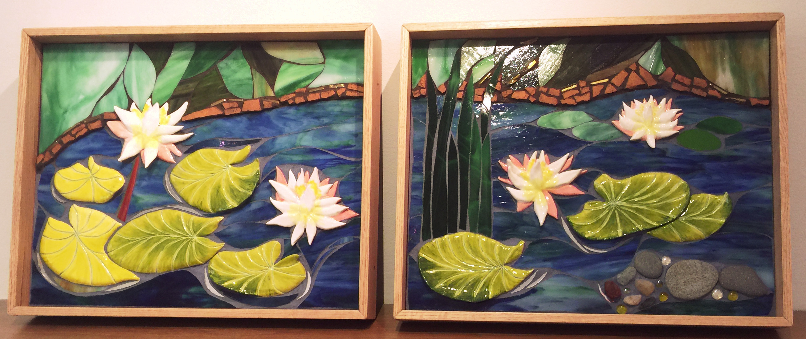 Water Lilies $1800