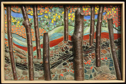 Forest in Fall  $800  Sold!