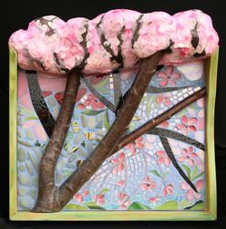 Cherry Blossoms  $600