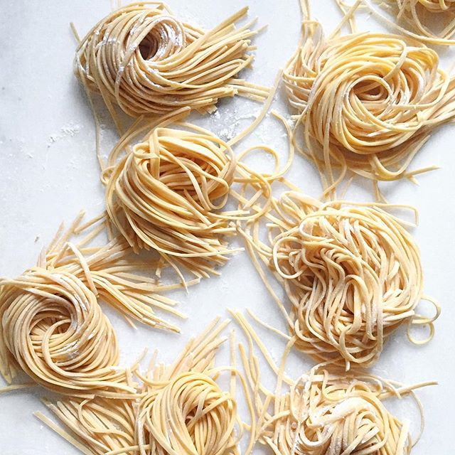 Cacio e Pepe happening now 🙌🏼_First ti