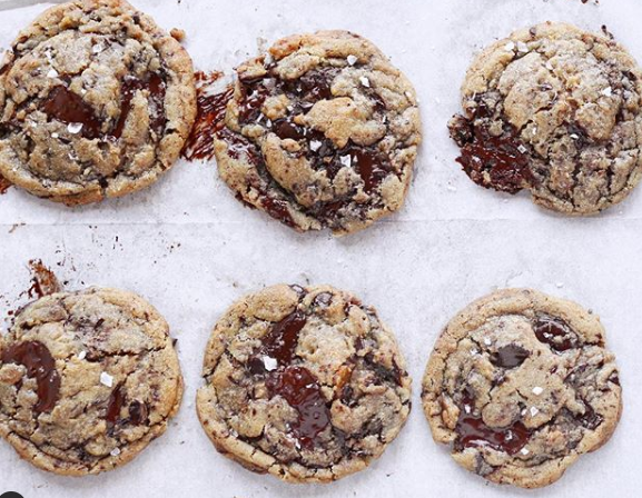 brown butter, toffee, chocolate chunk co