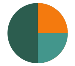pie chart bi data analytics end to end i