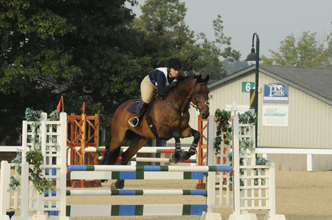 Sarah F won 1st for individual equitation and her team of scramblers from PA, MD, and TX were 4th in HM and 1st Overall!