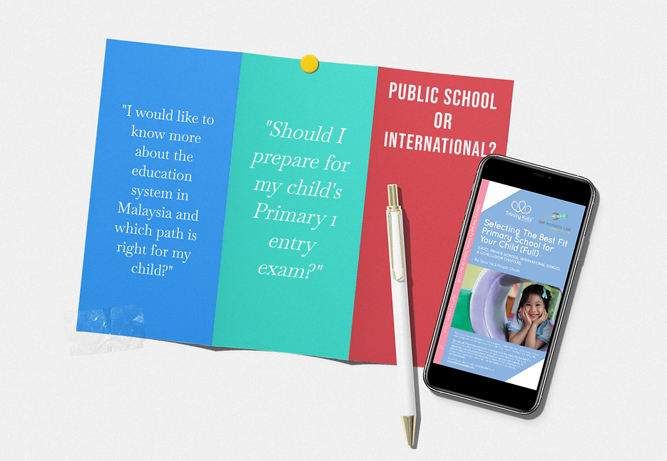 Selecting The Best Fit Primary School Im
