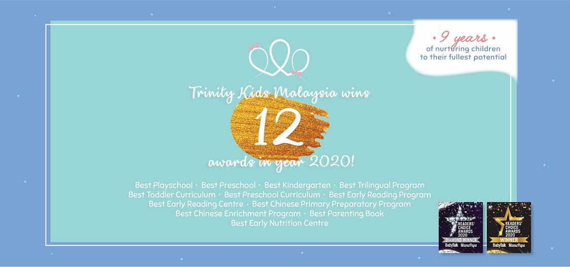 TKM 2020 Awards