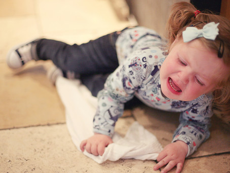 Managing the Public Meltdowns of Your Child