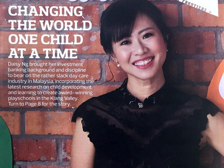 The Edge Malaysia: Changing The World One Child At A Time