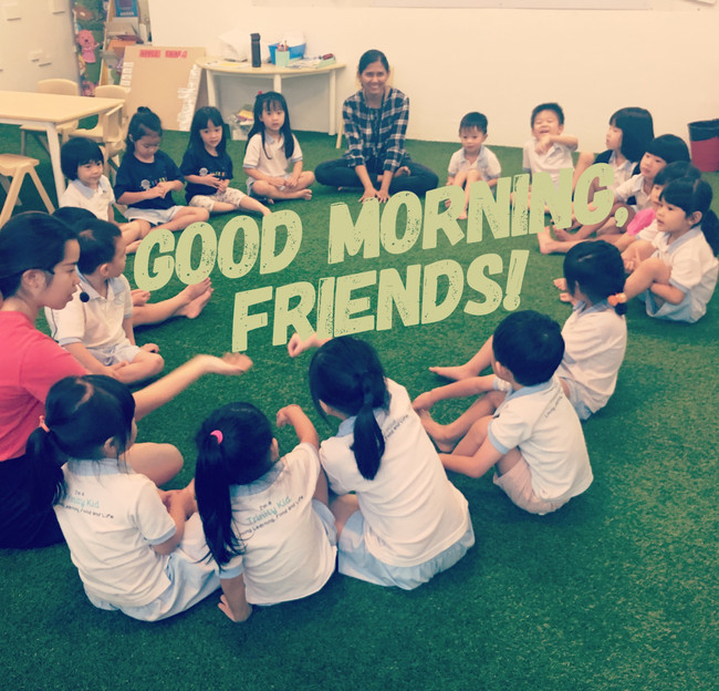 The Importance Of Circle Time In Preschools