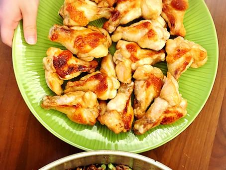 Sweet Roast Chicken Drumlets