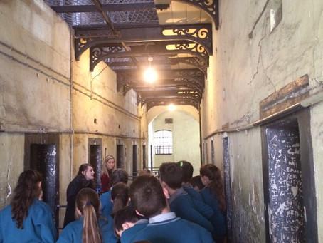 5th & 6th Class visit to Kilmainham Jail