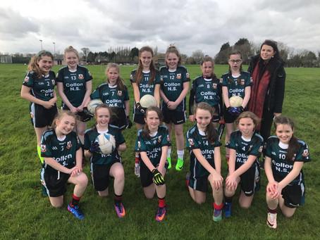 School Gaelic Team June 2017